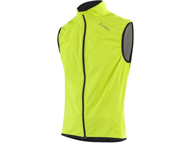 Löffler WS Active Bike Vest Men light green